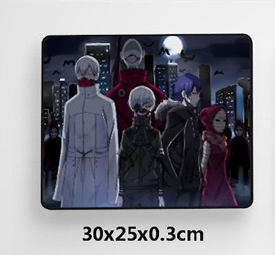 Tokyo Ghoul Anime Game Mouse custom made Profession PC Large Mats MP011