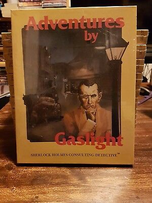 Sherlock Holmes Consulting Detective: Adventures By Gaslight Expansion