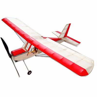 Micro Balsawood KIT AEROMAX 400mm RC Aircraft Plane Model Laser Cut Building