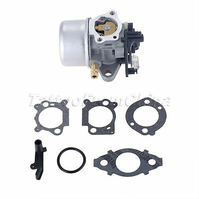 Carburetor Carb w Gasket Kit For Lawnmower Parts Briggs & Stratton 591137 590948