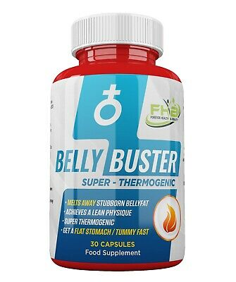 Belly Fat Buster Strong Diet Pills Tablets FAST WEIGHT LOSS - Specially For Men