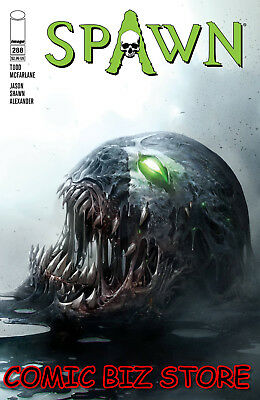 Spawn  #288 (2018) 1St Printing Mattina Cover A Bagged & Boarded Image Comics