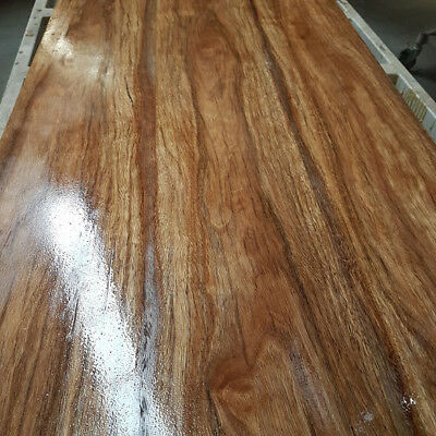 Spotted gum Vanity kitchen bathroom table top timber 1.2-1.5m long  50-60cm wide