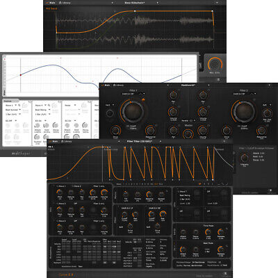 New Cableguys Plugin Bundle, Precision Audio Shaping, Mac/PC, VST AU, eDelivery