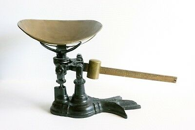 Fairbanks Candy Scale #7423 - Rare Variant with Scoop