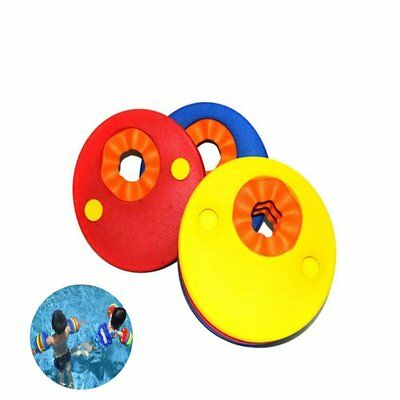 6Pcs Colorful Swim Discs EVA Foam Arm Bands Float for Swimming Baby Kid Children