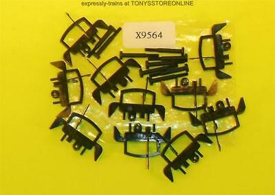 hornby oo spares x9564(l6784) 1x pk 10 couplings/screws for new class 91(5-pole)