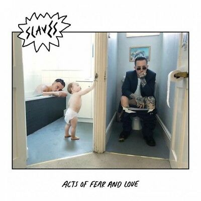 Slaves - Acts of Fear and Love - New CD Album - Pre Order - 17th August