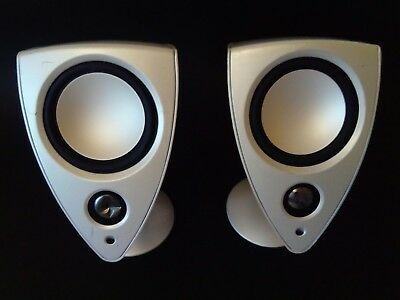 Mordaunt Short Genie Ms402 Speakers With Stands Box Instructions