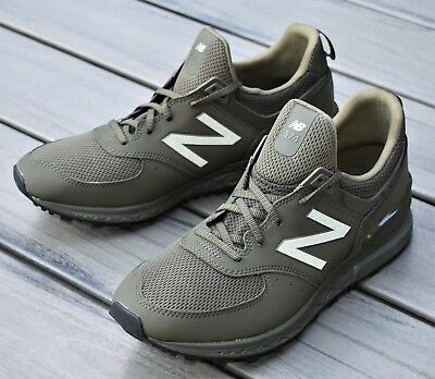 the latest dda8b 3dfc1 NB NEW BALANCE 574 Sport Lifestyle New Men's Fashion Sneaker Shoes Olive  Green