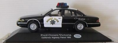 Modellino - Ford Crown Victoria California Highway Patrol 1995 Usa - Scala 1/43