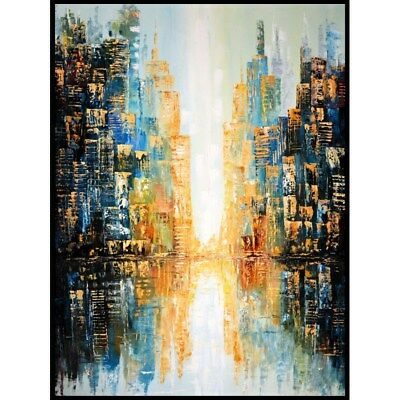 VV134 Modern Room Decoration Abstract oil painting Hand-painted on canvas