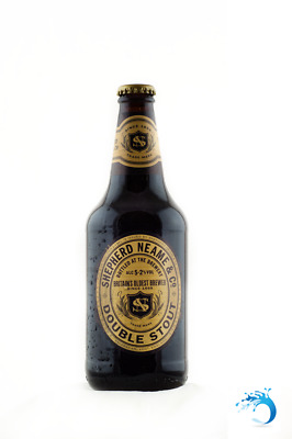 6 Flaschen Double Stout SHEPHERD NEAME  Bier Beer
