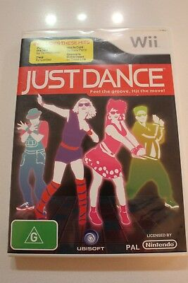 Wii Game Just Dance GUC