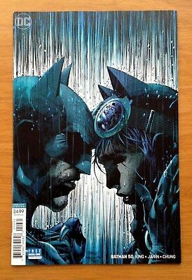 Batman 50 Cover C Variant Jim Lee Cover 1st Print DC 2018 NM+