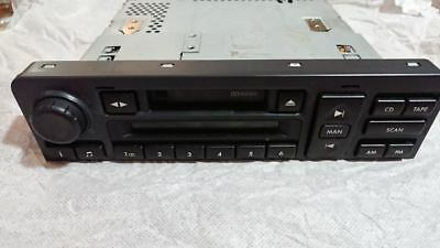 range rover p38 alpine stereo cassette player amr6284 with code and rh picclick co uk Best Alpine Head Unit 2013 Alpine Electronics