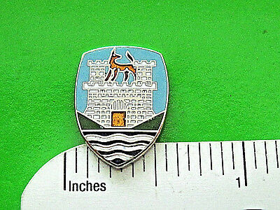 VW VOLKSWAGEN  WOLFSBURG - hat pin , lapel pin , tie tac , hatpin GIFT BOXED