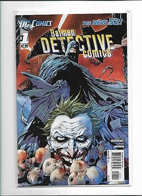 Batman Detective Comics #1 The New 52 DC Comics