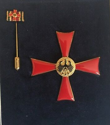 Federal Republic of Germany. Order of Merit, Cross of Merit 1st class