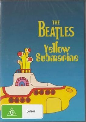 THE BEATLES - YELLOW SUBMARINE -   DVD - UK Compatible - New & sealed