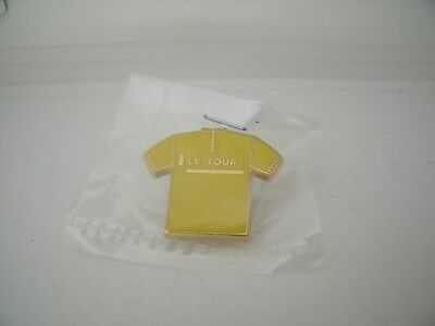 Pin's Pins Pin Badge TOUR DE FRANCE CYCLING Maillot Jaune ARTHUS BERTRAND TOP