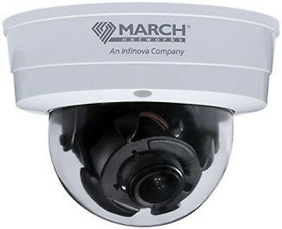NEW - MegaPX WDR MiniDome Z2 Indoor IP 2MP ONVIF 31571 C0103A