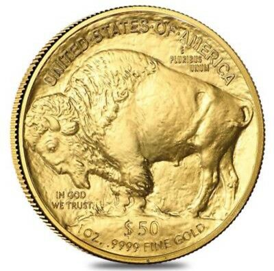 2x Two American Buffalo Bullion Gold Coins 1oz Gold 99.99% Pure Gold