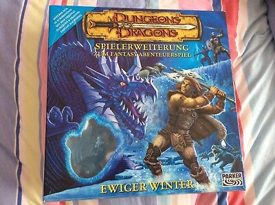 "D&D Dungeons and Dragons ERWEITERUNG ""Ewiger Winter"""