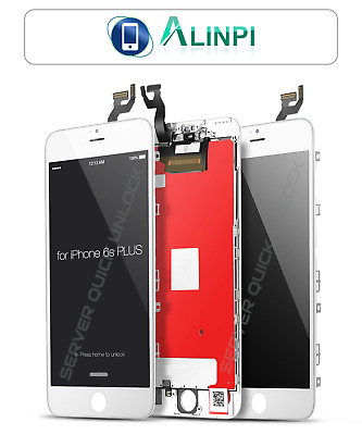 Pantalla Completa para  iPhone 6S Plus 5.5 Blanca LCD + Tactil Blanco