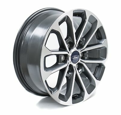Ford F150 Wheels >> 18 Oem Ford F150 F 150 Wheels Rims Set Of 4 Machine Hyper Grey 10169 Original