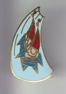 Rare Pins Pin's .. Olympique Olympic Albertville 1992 Mascotte Bobsleigh ~17