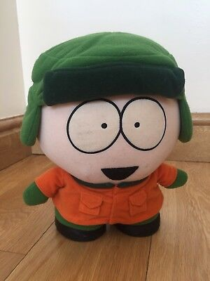 South Park Kyle Soft Toy Figure Plush Comedy Central 1998 Nice Condition Cheap.