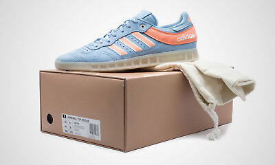 timeless design d237c 4c79a 2018 ADIDAS X OYSTER HOLDINGS Handball Top, Leather Trainer (DB1978), UK 6  to 11 - EUR 113,27 | PicClick FR