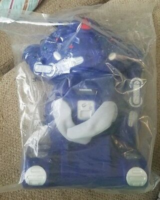NEW 1998  Long John Silver Robot Lost in Space Kids Meal Toy #17