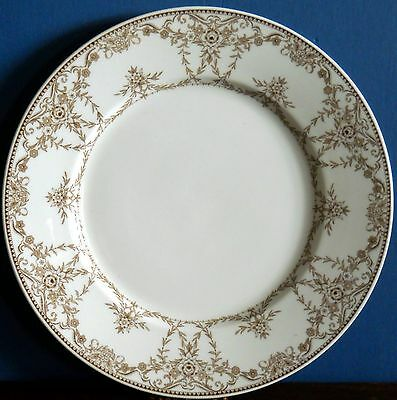 "A vintage Minton Bone China Wilmington 11"" Dinner plate  [imperfect]"
