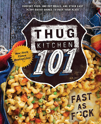 Thug Kitchen 101 Fast as F*ck ( E Book )