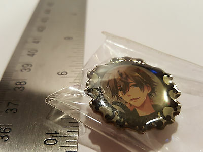 DYNAMIC CHORD Badge Pin Anime Manga Game Otome Honeybee
