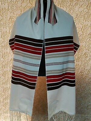 "Talit, Tallit,  Prayer Shawl 18""x72"""