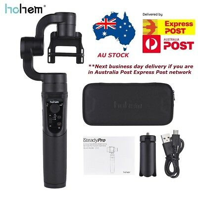 [AusPost Express] Hohem iSteady PRO Handheld 3Axis Gimbal Stabilizer for GoPro