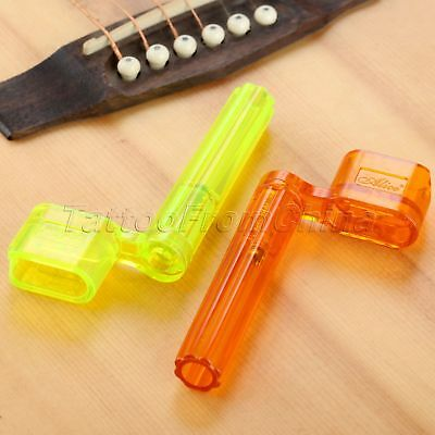 2Pcs Guitar String Winder Speed Bridge Pin Remover Peg Puller Guitar Accessories