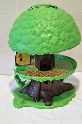 1970's Vintage Vully? Kenner TREE TOTS Playset House - Treehouse - CAN POST