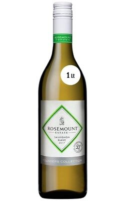Rosemount Founders Collection Sauvignon Blanc 2017 SEA 6x1L Free Shipping