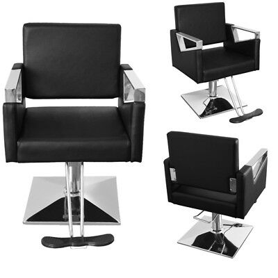 Salon Hydraulic Barber Hairdressing Chair Styling Beauty Shaving Hair Cutting