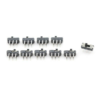 10pcs MSS-22D18 DPDT 6 Pin Toggle Vertical Mini Slide Type DIP Switch VP