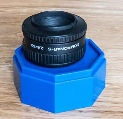 Schneider 50mm f2.8 Componar-S Darkroom, Enlarger lens.