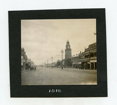 1925 VICTORIA BRIDGE, Brisbane, Australia Antique Photo on