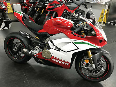 Ducati V4 Speciale Panigale Limited edition sports bike