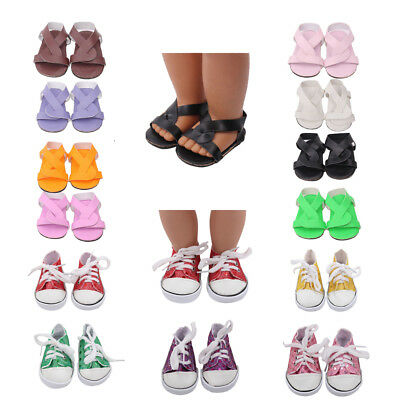 NEW Doll Shoes Sandals Accessories For 18 Inch Our Generation American Girl Doll