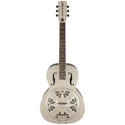 Resonatorgitarre Gretsch G9221 Bobtail Steel RN Resonator Gitarre NEU