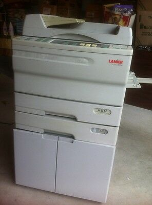 Lanier 7230 Photocopier A4 High Volume Model Low Count